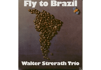 Walter Strerath Trio - Fly To Brazil (2-Cd) - (CD)
