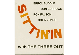 The Three Out - Sittin' In - (CD)