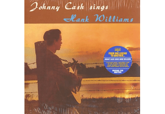 Johnny Cash - Johnny Cash Sings Hank Williams - (Vinyl)