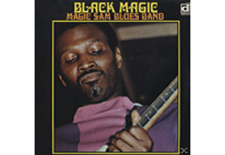 Magic Sam - Black Magic - (Vinyl)