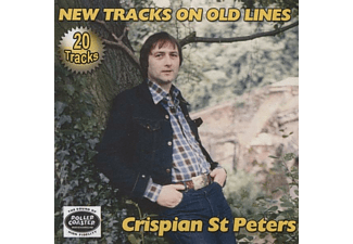 Crispian St. Peters - New Tracks On Old Lines - (CD)