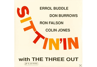 The Three Out - Sittin' In - (Vinyl)