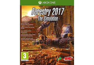Forestry 2017 - The Simulation PS4