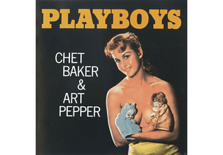 Chet Baker, Art Pepper - Playboys - (Vinyl)