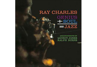 Ray Charles - Genius + Soul = Jazz - Limited Numbered Edition (Vinyl LP (nagylemez))