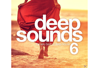 VARIOUS - Deep Sounds 6 - (CD)