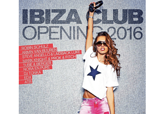 VARIOUS - Ibiza Club-Opening 2016 [CD]
