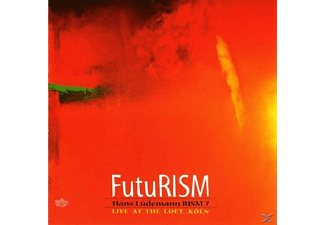 Hans Luedemann - Futurism - (CD)