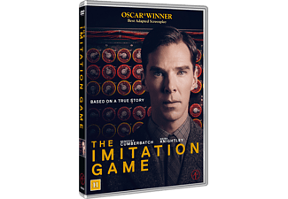 The Imitation Game Thriller DVD