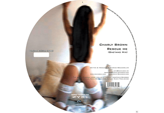Charly Brown - Rescue Me - (Vinyl)