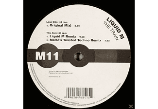 Liquid M - The Train - (Vinyl)