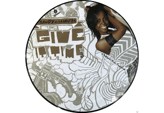 Sandy Chambers - Give It Time - (Vinyl)
