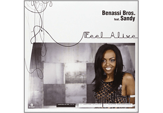 Benassi Bros., Sandy - Feel Alive - (Vinyl)