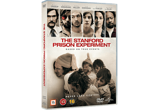 The Stanford Prison Experiment Thriller DVD