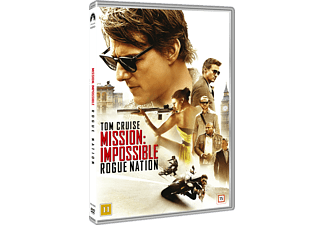 Mission: Impossible - Rogue Nation Action DVD