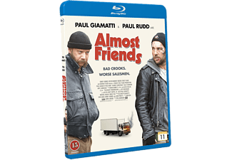 Almost Friends Dramakomedi Blu-ray