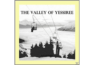 Arthur Dyjecinski - The Valley Of Yessiree (Lp+Cd) - (LP + Bonus-CD)