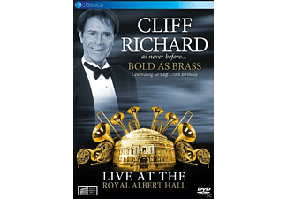 Cliff Richard - Bold as Brass - Live at the Royal Albert Hall (DVD)