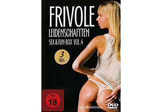 Frivole Leidenschaften-Sex & Fun Box Vol.4 [DVD]