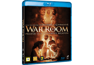 War Room Drama Blu-ray