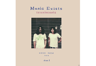Tenniscoats - Music Exists:Disc 1 - (Vinyl)