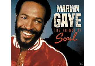 Marvin Gaye - The Prince Of Soul - (CD)