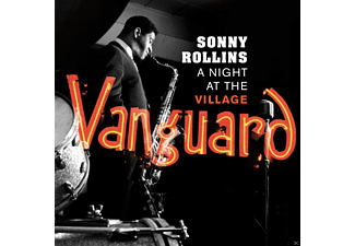 Sonny Rollins, Wilbur Ware, Elvin Jones - A Night At The Village Vanguard - (CD)