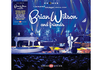 Brian Wilson - Brian Wilson & Friends | CD