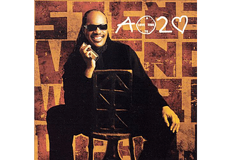 Stevie Wonder - A Time to Love (CD)