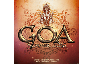 VARIOUS - Goa Summer 2016 - (CD)