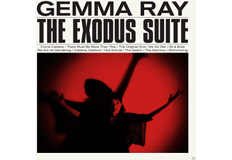 Gemma Ray - The Exodus Suite - (CD)