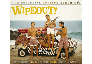 VARIOUS - Wipeout! [CD]