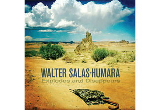 Walter Salas-humara - Explodes & Disappears - (CD)