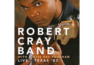 The Robert Cray Band - Live... Texas '87 [CD]