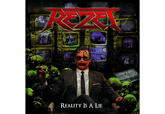 Rezet - Reality Is A Lie - (CD)