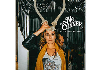 No Sinner - Old Habits Die Hard [CD]