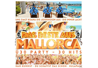 VARIOUS - Das Beste aus Mallorca - Ü30 Party - 30 Hits - (CD)