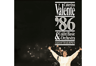 Valente,Caterina/Basie,Count Orchestra - Caterina Valente '86 & The Count Basie Orchestra - (Vinyl)