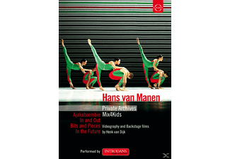 Introdans Ensemble - Private Archives/Mix 4 Kids [DVD]