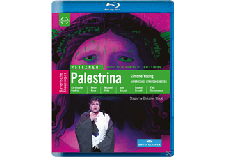 Young/Bayr.Staatsorch/Struckma, Young/Ventris/Rose/Volle/Daszak - Palestrina [Blu-ray]