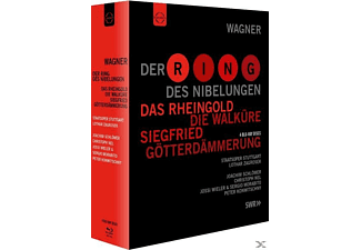 VARIOUS - Ring Des Nibelungen [Blu-ray]