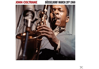 John Coltrane - Düsseldorf.March 28th 1960 - (Vinyl)
