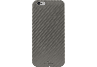 BLACK ROCK Flex-Carbon Case iPhone 6 Plus, iPhone 6s Plus Handyhülle, Silber
