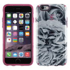 Speck CandyShell Inked Luxury Edition Rose/Cabernet Red, Back Case, iPhone 6/iPhone 6s, Bunt