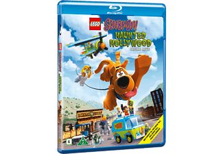 Lego: Scooby-Doo Haunted Hollywood Animation / Tecknat Blu-ray