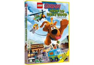Lego: Scooby-Doo Haunted Hollywood Animation / Tecknat DVD