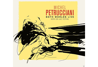 Michel Petrucciani - Both Worlds Live (North Sea Jazz Festival)/2CD+DVD - (CD + DVD)