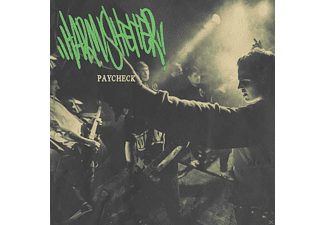 Harm/Shelter - Paycheck - (CD)
