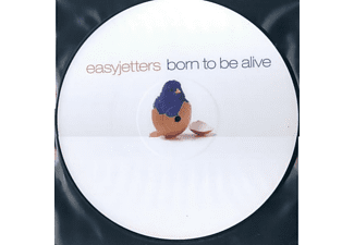 Easyjetters - Born To Be Alive - (Vinyl)