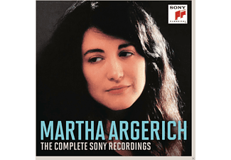 Martha Argerich - Martha Argerich-Complete Sony Classical Recordings [CD]